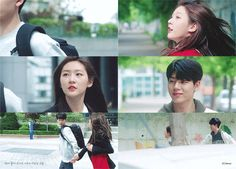 "2 Scenes Of ""Love Playlist Kim SaeRon & Bae HyunSung That Make Viewers Heart To Flutter - KdramaDaily Kim So Eun, Web Drama, Korean Drama, Cute Couples, Chemistry, Love Story, Kdrama, Fangirl, Acting"