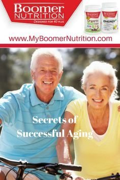 After 40 we seem to age faster. Muscles get weaker,energy gets lower,we are less flexible & more tired.Whats the secrets of successful aging? Old Age, Healthy Aging, The Secret, Healthy Lifestyle, Muscle, Success, Nutrition, Inspirational, Learning