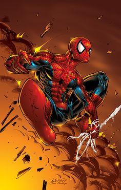 """""""Spider-Man"""" by Dash Martin"""