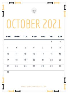 Cute October 2021 Calendar #OctoberCalendar #October2021Calendar #Calendar #2021Calendar #OctoberWallpaper #FloralCalendar #OctoberFloral #Holidays October Calendar Printable, Holiday Calendar, 2021 Calendar, October Wallpaper, Calendar Wallpaper, Office Colleague, February Month, India Holidays, Floral Printables