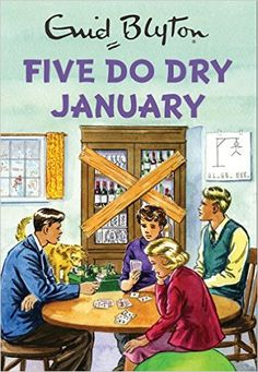 Not quite a fundraising book, but might amuse participants in Cancer Research UK's Dryathlon campaign. Five Do Dry January: Amazon.co.uk: Bruno Vincent: 9781786482266: Books