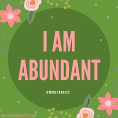 feel like specific money affirmations always bring up some doubts, so I like to keep my affirmations general :) Prosperity Affirmations, Love Affirmations, Affirmation Quotes, Encouragement Quotes, Mindset Quotes, Life Quotes, Mantra, Law Of Attraction Quotes, Business Quotes