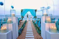 Decoración eventos - bodas en la playa