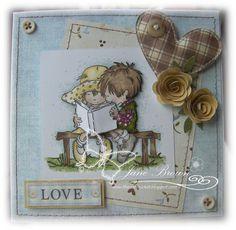 LOVE ... http://thecraftbucket.blogspot.co.uk/