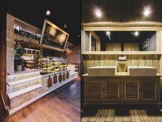 Bakary #1 restaurant by YoDezeen, Rivne – Ukraine » Retail Design Blog