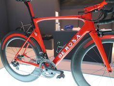 De Rosa Bicycles - BIKEADELIC: New De Rosa SK Pininfarina - 2016 #Passion for #cycling