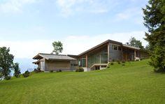 Landhaus - Holzhaus Modern - Was wir bauen - Meiberger Holzbau - Wohlfühl-Holzbauten individueller Architektur