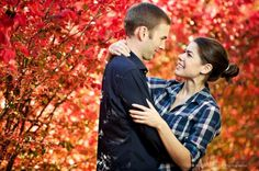 Fall Engagement Inspiration | Blume Photography