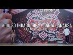 Adolfo Indacochea y Tania Canarsa   Fusión Salsa Fest 2015 [Aquí está el Tumbao] - YouTube