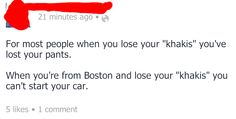 Boston....