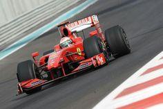 Ferrari. F60.