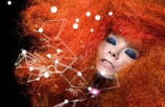 Bjork - she knows what she's doing. love her!