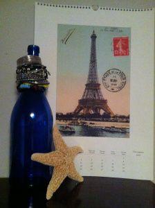 Wine bottle as a bracelet holder!