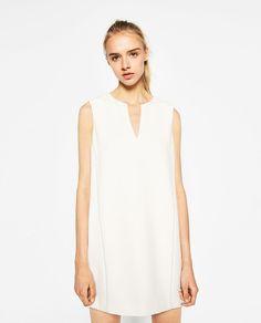 ZARA - WOMAN - STRAIGHT DRESS
