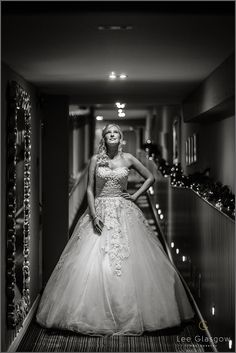 Michelle and Lee, Dunchurch Park Hotel Wedding in Warwickshire. Park Hotel, Hotel Wedding, Glasgow, Rugby, Ball Gowns, Formal Dresses, Photography, Fashion, Ballroom Gowns