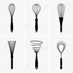whisk vector - Google zoeken<<guys i think i have pinned too many pictures of whisks, now pinterest thinks i am actually interested in buying whisks