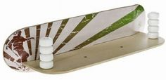 25 Functional Furniture Designs Inspired by Skateboards