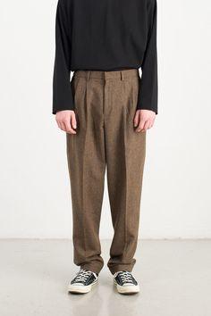 Menswear | Volk FB Trouser, Hazel