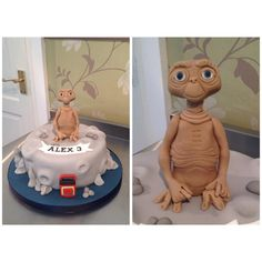 E.T phone home!
