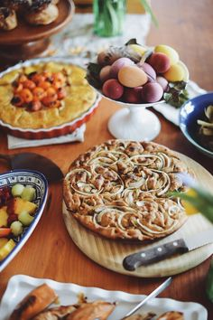 Fare Isle | Our Vegan Easter Feast with Recipes