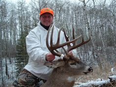 Trophy Whitetail Hunts: More expensive than my honeymoon, but would be worth it