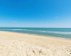 Spring on the = warm weather calm oceans and no crowds Outer Banks Vacation, Oceans, Warm Weather, My Dream, Crowd, Calm, Spring, Beach, Water