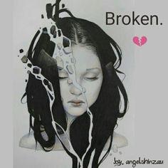 I am broken home