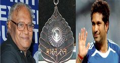 Sachin Tendulkar, one of cricket's greatest heroes, and top scientist C.N.R. Rao were on Saturday named for the Bharat Ratna, India's highest civilian award.