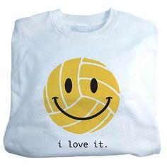 Tandem I Love It Volleyball T-Shirt