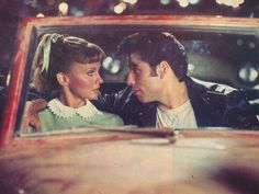 GREASE, must have watched this a 100 times.