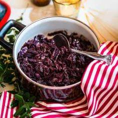 Chou rouge pour buffet de Noël - Rödkål till julbordet  #julbord #swedishchristmas #danischristmas #godjul #jul #nordicjul #chourouge #Rödkål