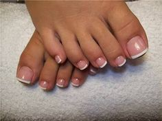 Pedicures Just Got Better With These 50 Cute Toe Nail Designs! – DIYScom Pedicures Just Got Better With These 50 Cute Toe Nail Designs! Hello everyone, Today, we have shown DIYScom Easy clean white diy toe nail art polishes 108995 Gel Toe Nails, Acrylic Toe Nails, Feet Nails, Toe Nail Art, My Nails, Pretty Toe Nails, Cute Toe Nails, Simple Toe Nails, Pretty Toes