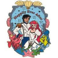 Disney Auctions - Happily Ever After (Ariel & Eric)