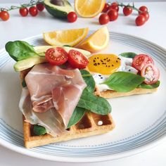 Bon Appetit, Fries, Cake Decorating, Healthy Lifestyle, Pancakes, Food And Drink, Healthy Eating, Cooking, Breakfast