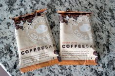 Eat your coffee with these awesome snack bars, packed with real coffee beans. So good! (Enter to win free Coffee Bars - giveaway open until 8/30/15)