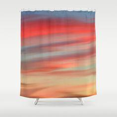 Amazing Sky Shower Curtain