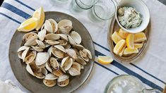 Clams get the star treatment in these grilled, steamed, boiled, and chowdah'd recipes.