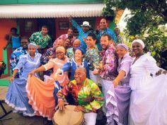 Los Hermanos Ayalas en festival de Bomba y Plena en Dorado Paseo Ecoturistico