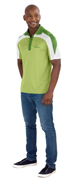 ELEVATE GOLF SHIRTS - Mens Vesta Golf Shirt Elevate Clothing by Brand Innovation South Africa