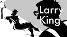 """Larry King on """"Getting Seduced"""" - a classic interview from the Blank on Blank archives.  Blank on Blank is a PBS Digital Studios original series."""
