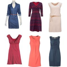 """""""Natural Classic Dresses"""" by tayachroma on Polyvore"""