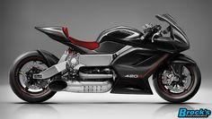 Brocks Performance: MTT Launches the Next Generation Y2K Turbine Bike