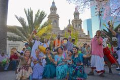Harinam Sankirtan in Santiago de Chile (Album with photos)  This hari-nāma-saṅkīrtana, that is not any vibration of this material world. That is spiritual. If you want to get out of…