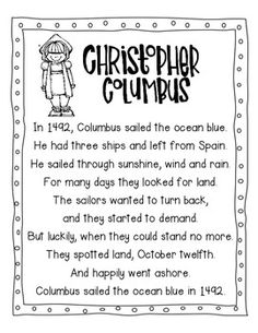 christopher columbus essay questions History essay questions christopher columbus war the title of the book i read was 1491 new revelations of the americas before columbus.