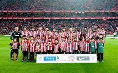 Equipos de fútbol: ATHLETIC CLUB DE BILBAO contra Las Palmas 14/04/2017