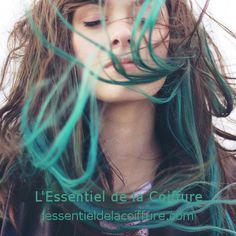 L'Essentiel de la Coiffure Blog: Tie and Dye Color