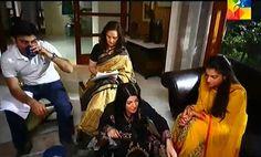 Zindagi Gulzar Hai: Kashaf with In-Laws.