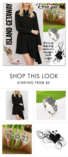 """""""Those days"""" by bamra ❤ liked on Polyvore featuring vintage"""
