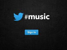 Twitter Music app shuts down - http://www.gadget.com/2014/03/22/twitter-music-app-shuts-down/ find new artists, find new musicians, mobile music app, music, music app, music mobile app, twitter music