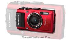 TOP CAMERA Olympus TG-4 16 MP Waterproof